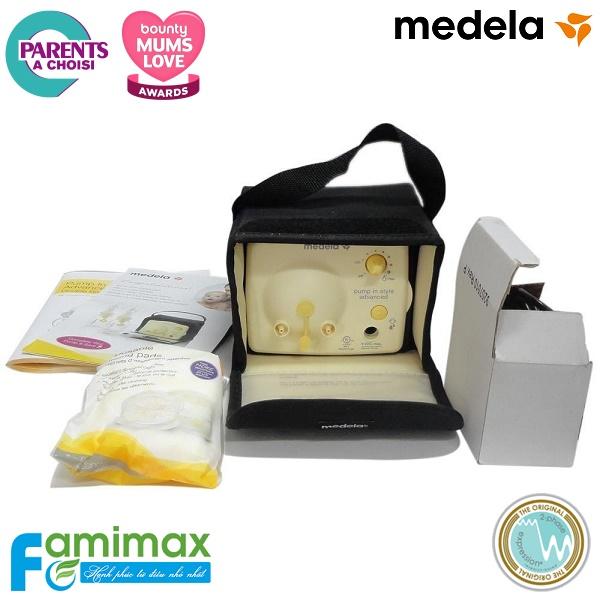 Máy hút sữa bằng điện Medela Pump In Style Advanced Starter Set