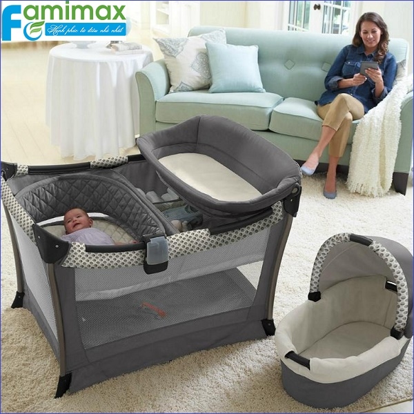 Nôi em bé Graco Day2Night Sleep System