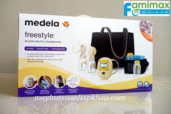 Máy hút sữa Medela nhập khẩu từ Mỹ