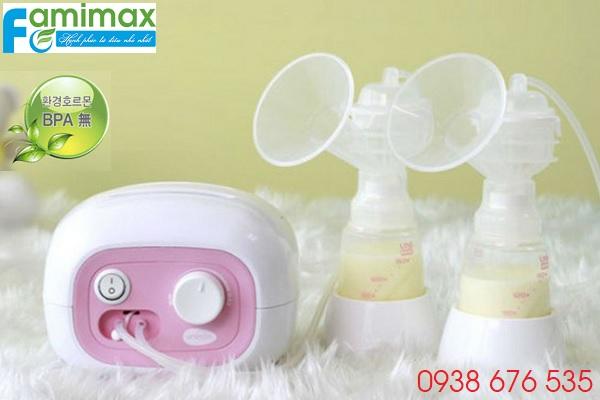 Đại lý máy hút sữa Unimom
