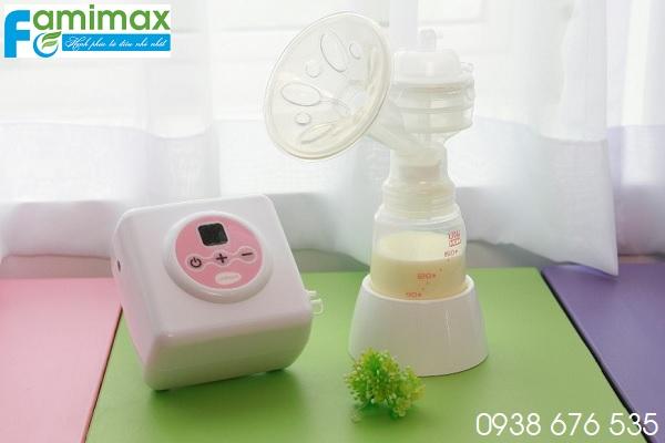 Máy hút sữa giá 2 triệu dành cho mẹ?